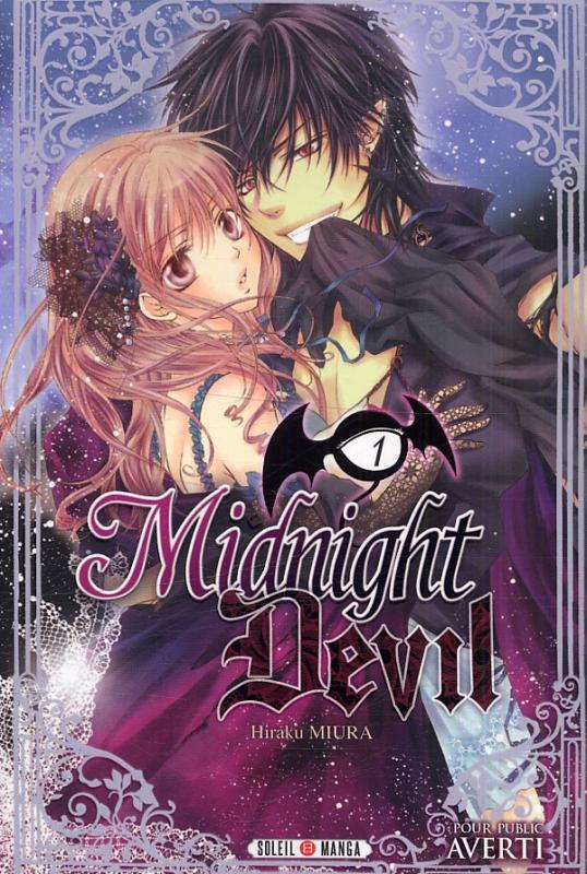 livre manga gothique