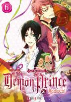 Rayon : Manga (Shojo), Série : The Demon Prince & Momochi T6, The Demon Prince & Momochi