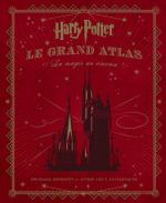 Rayon : Albums (Art-illustration), Série : Harry Potter : Le Grand Atlas, La Magie au Cinéma