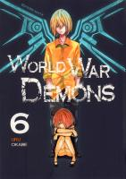 Rayon : Manga (Shonen), Série : World War Demons T6, World War Demons
