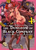 Rayon : Manga (Shonen), Série : The Dungeon of Black Company T4, The