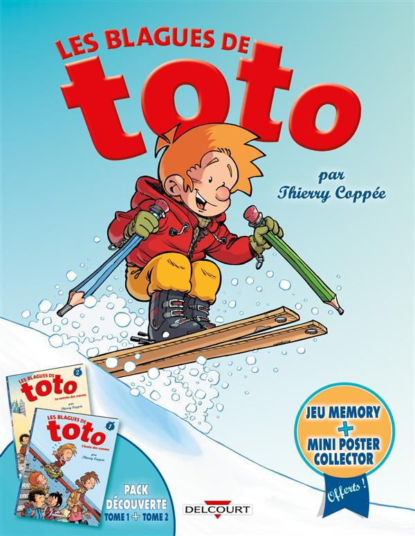 blague toto neige
