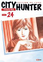 Rayon : Manga (Seinen), S�rie : City Hunter (Luxe) T24, City Hunter (Luxe)