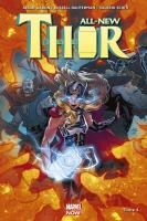 Rayon : Comics (Super Héros), Série : All-New Thor T4, Thor le Guerrier