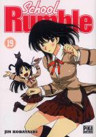 Rayon : Manga (Shonen), S�rie : School Rumble T19, School Rumble