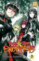 Rayon : Manga (Shonen), Série : Twin Star Exorcists T7, Twin Star Exorcists