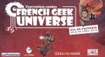 Affiche French Geek Universe