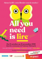 Affiche All you need is lire 2019 !