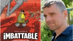 "Affiche Pascal Jousselin ""Imbattable"""
