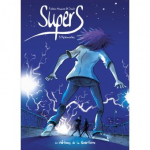 "Affiche DAWID ""Supers"""