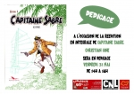 Affiche Christian GINE - Capitaine Sabre