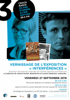 Affiche INTERFERENCES