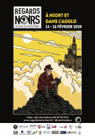 Affiche FESTIVAL REGARDS NOIRS 2020