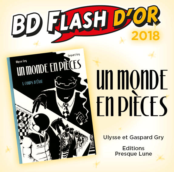 BD FLASH d'Or 2018