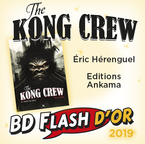 BD FLASH d'Or 2019