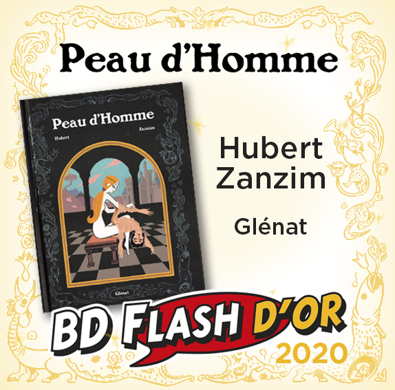 BD FLASH d'Or 2020