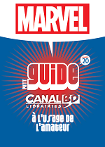 Guide CANAL BD N�20 - Marvel