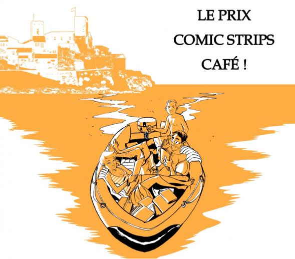 Prix Comic Strips Café