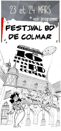 Festival BD de Colmar