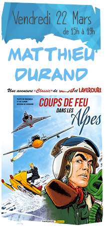Matthieu Durand à Mulhouse