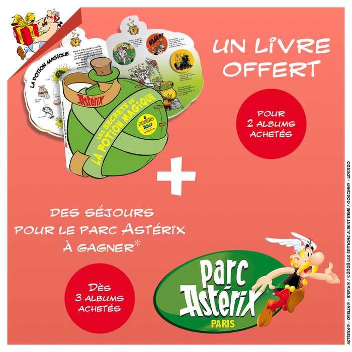 L Operation Asterix Un Livre Offert Bulles En Vrac Une